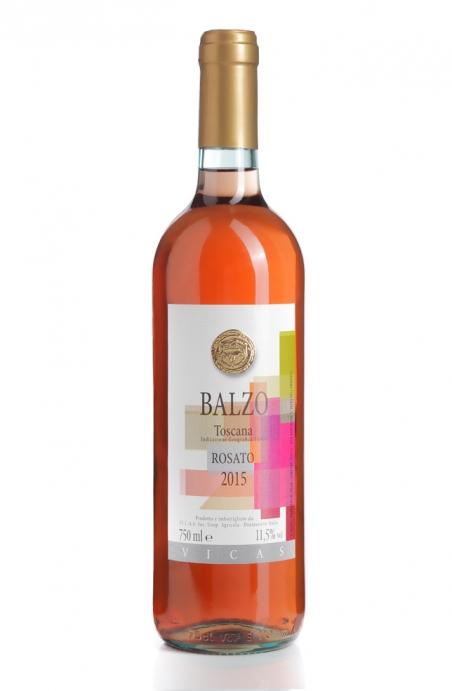 Balzo rosato IGT Toscano (confezione da 6 bottiglie)