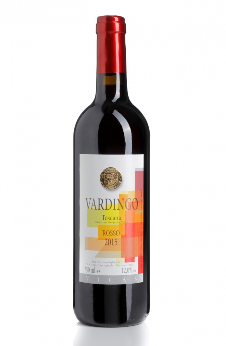 Vardingo rosso IGT Toscano (confezione da 6 bottiglie)